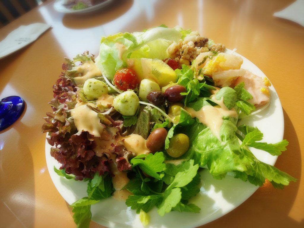 絶品サラダ