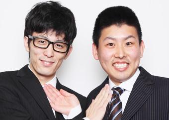 裸月光さん(左:木下さん、右:黒田さん)