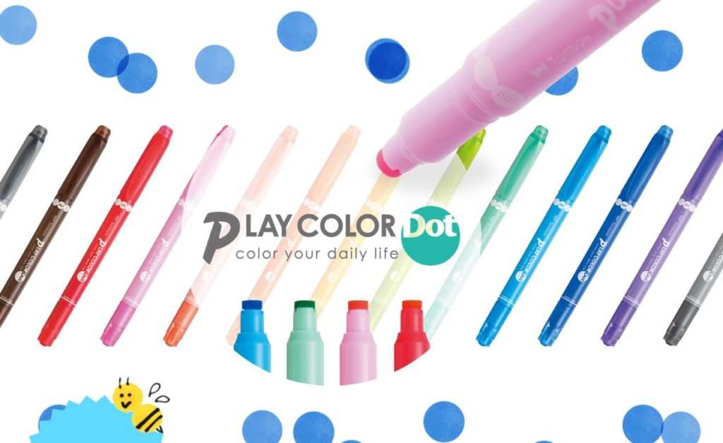 Play color dotペン